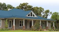 premium series steel roofing